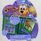 Fisher Price Quizard Dinosaurs & Prehistoric Animals Card Pack J8236 The Learning Wizard NIP 12 Book