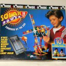 K'Nex Knex Solar Power 10 Model Set 15401 Complete with Manual EUC