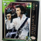 Elvis Presley Jigsaw Puzzle Lot Where's All About The King Perfalock 100 500 1000 Piece COMPLETE