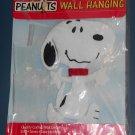 Peanuts Gang Snoopy Soft Wall Hanging Decor Silgo International