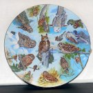 Vintage OWLS 500 Piece Springbok Jigsaw Puzzle PZL6054 Circular Round Birds 1973 NIB Factory Sealed