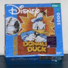 Donald Duck Mickey Mouse 1000 Piece Jigsaw Puzzle Lot Photomosaics Disney NIB Buffalo Games Poster