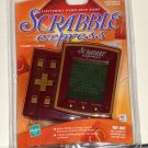 Scrabble Express Electronic Handheld Travel Game Hasbro 1999 New NIP Factory Sealed