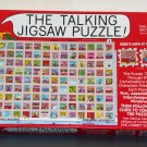 The Talking Jigsaw Puzzle Office Building 560 Pieces Buffalo Games 1991 Don Scott COMPLETE