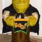 Shrek 2 Airblown Fan Inflatable Ogre BOO Halloween Vampire Gemmy Fan 4 Four Feet Tall 2004