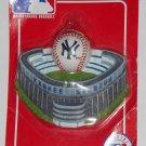 Yankee Stadium Christmas Ornament Resin Kurt Adler Ballpark NIP New York Yankees MLB