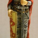 Arthur Red King Arthur's Court Chess Set 916 Replacement Piece Excalibur Resin