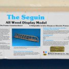 The Seguin 957 All Wood Display Model Tug Boat Tugboat Kit Midwest Products Unbuilt Sealed Parts