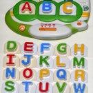 Leap Frog LeapFrog Fridge Phonics Magnetic Word Builder Scout Airplane Unit + Upper Case Letters Set