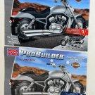 Replacement Building Instruction Books Mega Bloks Pro Builder 9773 Harley Davidson Motorcycle V-ROD