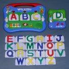 LeapFrog Lot Fridge Phonics 26 Letter Set + Word Whammer Unit + Word Launch Magnetic Leap Frog