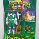 Mighty Morphin Power Rangers 2316 Auto Green Tommy Action Figure Bandai Tattoo Saban 1994