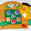 Megcos 1272 Numbers Shapes Colors Musical Electronic Learning Educational Toy Game