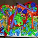 Quercetti Marble Run 6538T Lot Intelligent Toys Italy 214 Parts Pieces