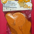 Wilton Sports Cookie Cutters 2304-2101 Tennis Bowling Basketball Baseball Football 1988