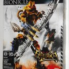 Lego Bionicle Brutaka 8734 Open Box Factory Sealed Bags Never Built with Instruction Manual 2006