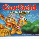 Garfield In Disguise 4th Fourth TV Special Cat Paperback Book Soft Cover Odie PAWS Jim Davis