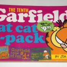 The Tenth 10th Garfield Fat Cat 3-Pack Book 28th 29th 30th Cat Paperback Soft Cover Odie PAWS