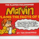 Marvin Explains The Facts Of Life Book Comic Strip Baby Paperback Soft Cover Tom Armstrong