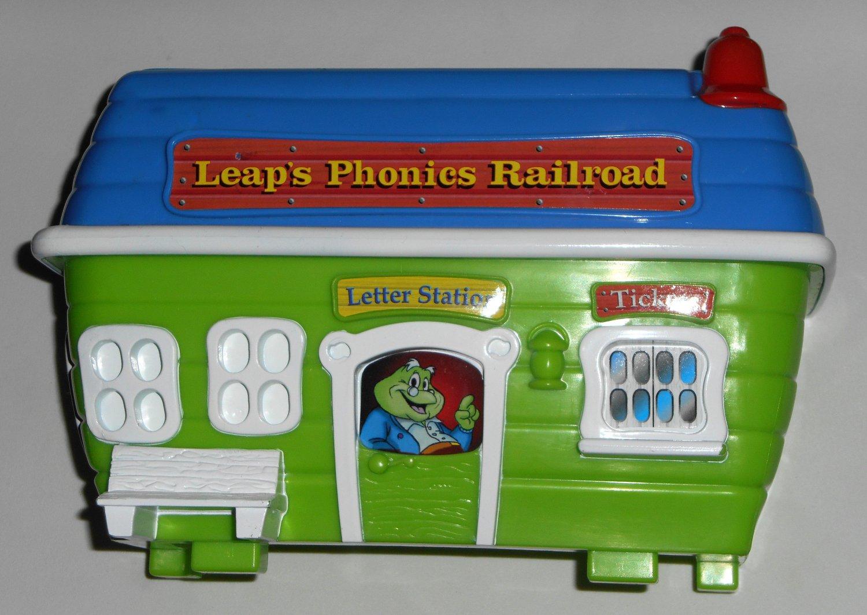 Letter Station Replacement Part Leap's Phonics Railroad 21025 LeapFrog 2002