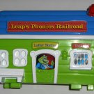 Letter Station Replacement Part Leap's Phonics Railroad 21025 LeapFrog 2002