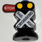 Railroad Crossing Sign Replacement Part Leap's Phonics Railroad 21025 LeapFrog 2002