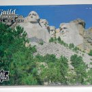 Vintage Mount Mt Rushmore Golden Guild 1000 Piece Jigsaw Puzzle 4710-40 NIB SEALED South Dakota