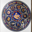 Springbok Table of the Muses 500 Piece Jigsaw Puzzle PZL6021 Circular Round 1969 NIB Factory Sealed