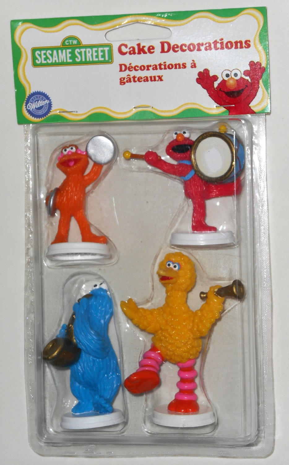 SOLD OUT Sesame Street Marching Band Wilton Cake ...
