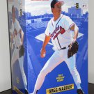 Greg Maddux 12 Inch Kenner SLU Fully Poseable Figure Starting Line-Up #31 Atlanta Braves 1997