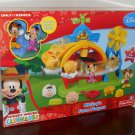 Mickey's Farm Playset Disney Junior  Mickey Mouse Clubhouse Fisher Price X9552 NIB Kohl's Exclusive