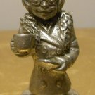 Velma as Mrs Peacock Miniature Pewter Figure Replacement Scooby Doo Edition Clue Playing Piece Token