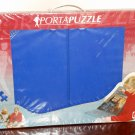 Portapuzzle 500 Jigsaw Puzzle Holder Caddy Carrier Storage Work Surface Jumbo Falcon Games NIP
