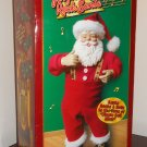Jingle Bell Rock Santa Edition #1 Claus Dancing Bobby Helms Singing Christmas Fantasy Ltd 1998