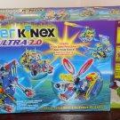 KNEX K'Nex Cyber Ultra 2.0 Building Set 63107 Complete Excellent Working Condition 1000+ Parts