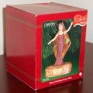 Reba McEntire Ornament Merry Christmas Love Musical Carlton Heirloom Collection + Standup
