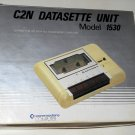C2N Datasette Cassette Unit Model 1350 For Use With All Commodore Computers