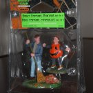 Great Costume Pun'kin Set of 2 Figurines Lemax 52045 Spooky Town Collection 2005 Halloween