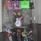 Rock Monsters Set of 4 Figurines Lemax 52110 Spooky Town Collection 2005 Halloween