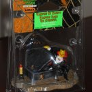 Vampire in Casket Figurine Lemax 22600 Spooky Town Collection 2002 Halloween