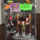 Tortured Soul Set of 2 Figurines Lemax 62203 Spooky Town Collection 2006 Halloween