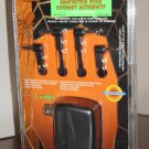 AC Power Adaptor 3v 3 Volts 500mA Black Lemax Spooky Town Collection 2003 Halloween NIP