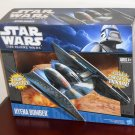 Hyena Bomber 19695 Star Wars The Clone Wars Vehicle Hasbro 2010 NIB Diorama