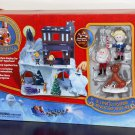 Rudolph Ultimate Figurine Adventure Display 3 Bonus Figures Forever Fun 2015 NEW Red Nosed Reindeer
