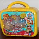 Mr Potato Head Spud Safari Set Little Taters Big Adventures A4598 NIP NEW 2012 Hasbro Playskool