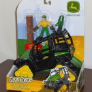 John Deere Gear Force All Terrain Gator Tomy 37778 NIP New