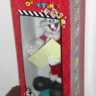Bugs Bunny Animated 15 Inch Figure Santa Claus Battery Operated Looney Tunes Warner Bros Matrix 1996