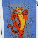 Tigger Decorative Garden Flag Yahoooooooo! 28 x 40 Screen Printed Winnie the Pooh