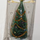 Lemax Village 54365 Decorated Yule Christmas Tree 9 Inch Lighted Accessory 4.5v 2005 NIP