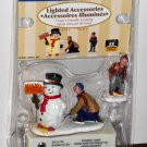 Lemax Village 04511 Frosty's Friendly Greeting Lighted Accessory 3v 2000 NIP
